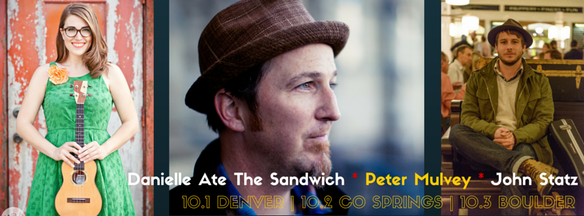 Peter Mulvey - Danielle Ate The Sandwich
