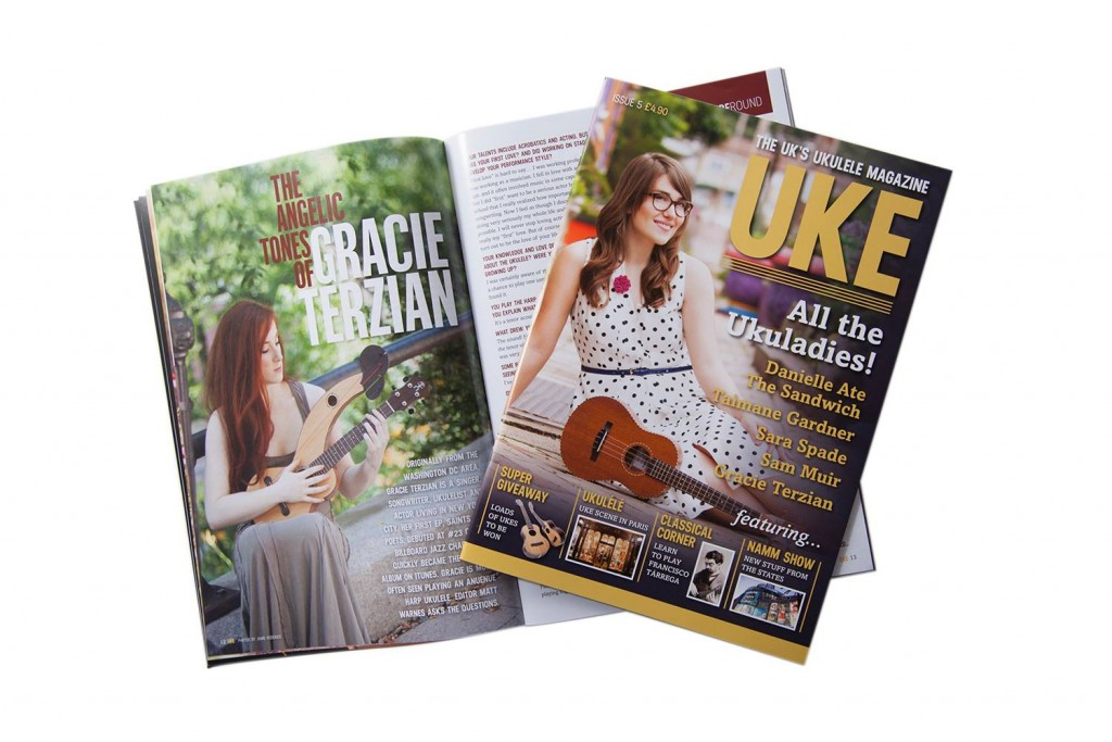 UKE Magazine UK March 2016